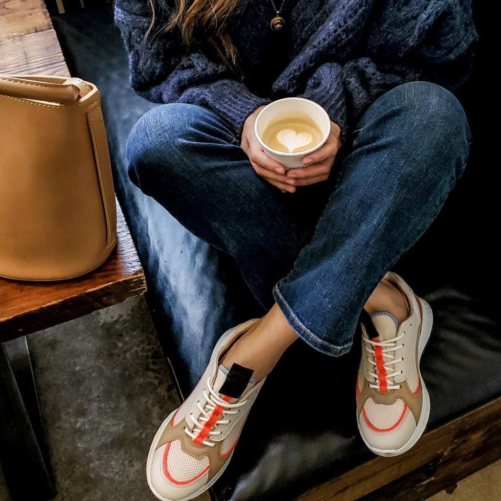 مدل های کفش اسپرت زنانه Ecco