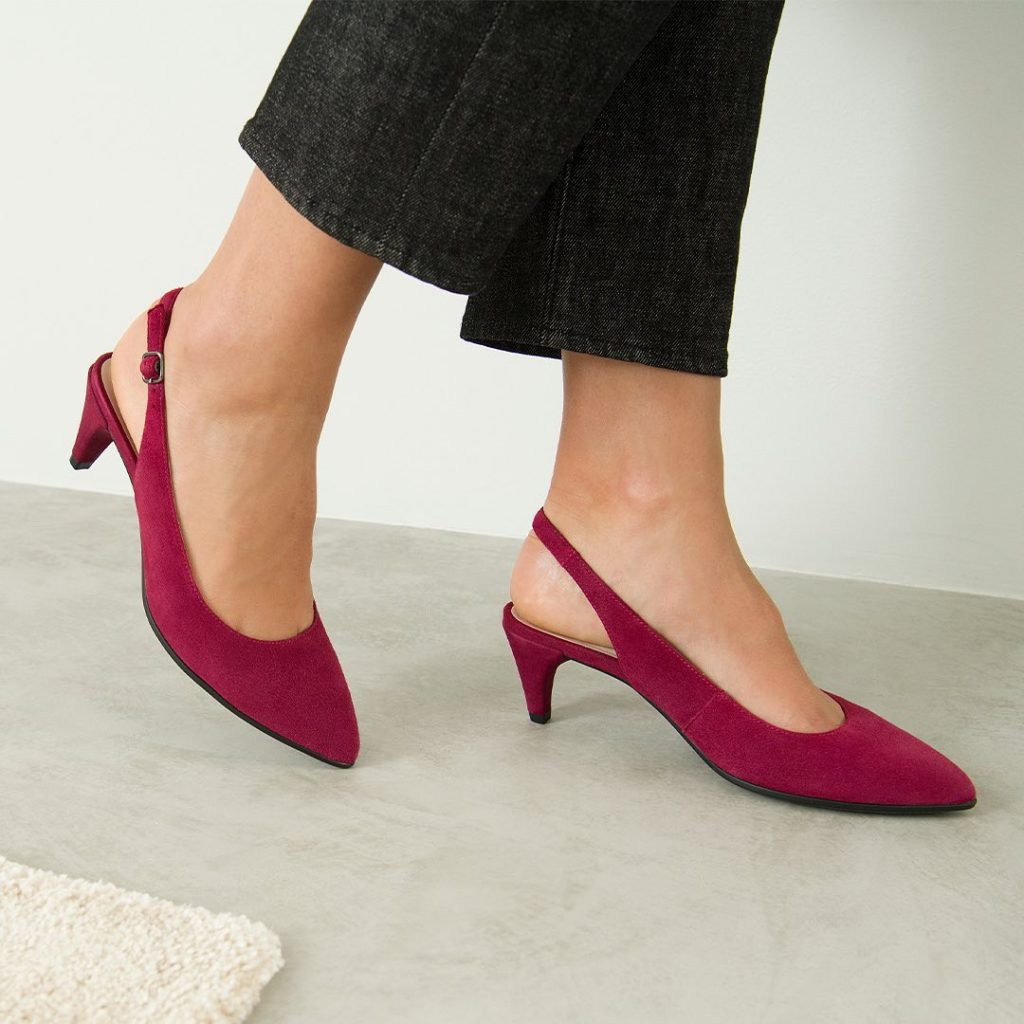 کفش شیک زنانه اکو