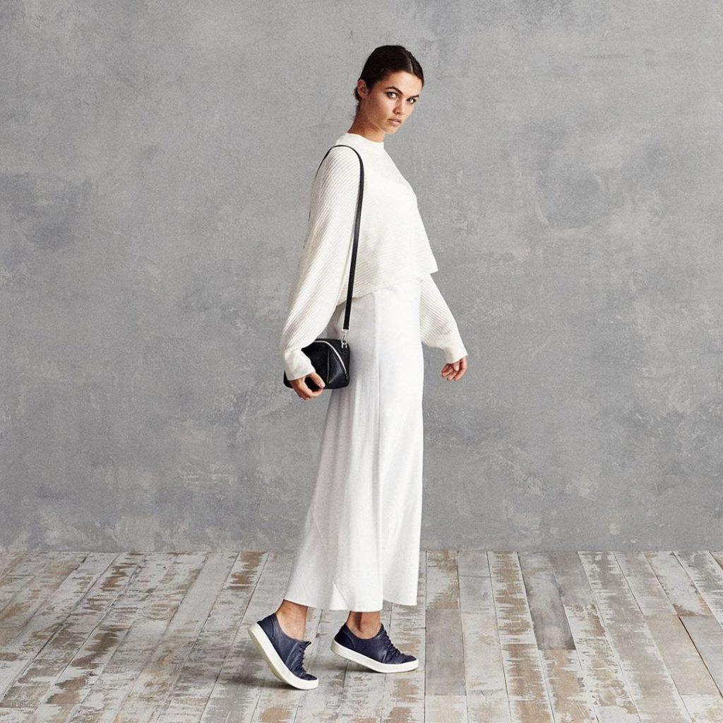 مدل کفش راحتی زنانه Ecco
