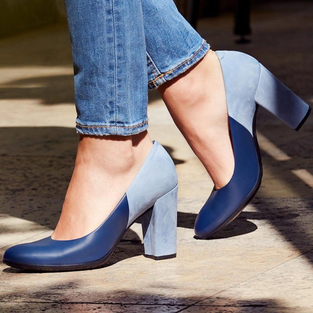 کفش شیک پاشنه بلند از برند Ecco