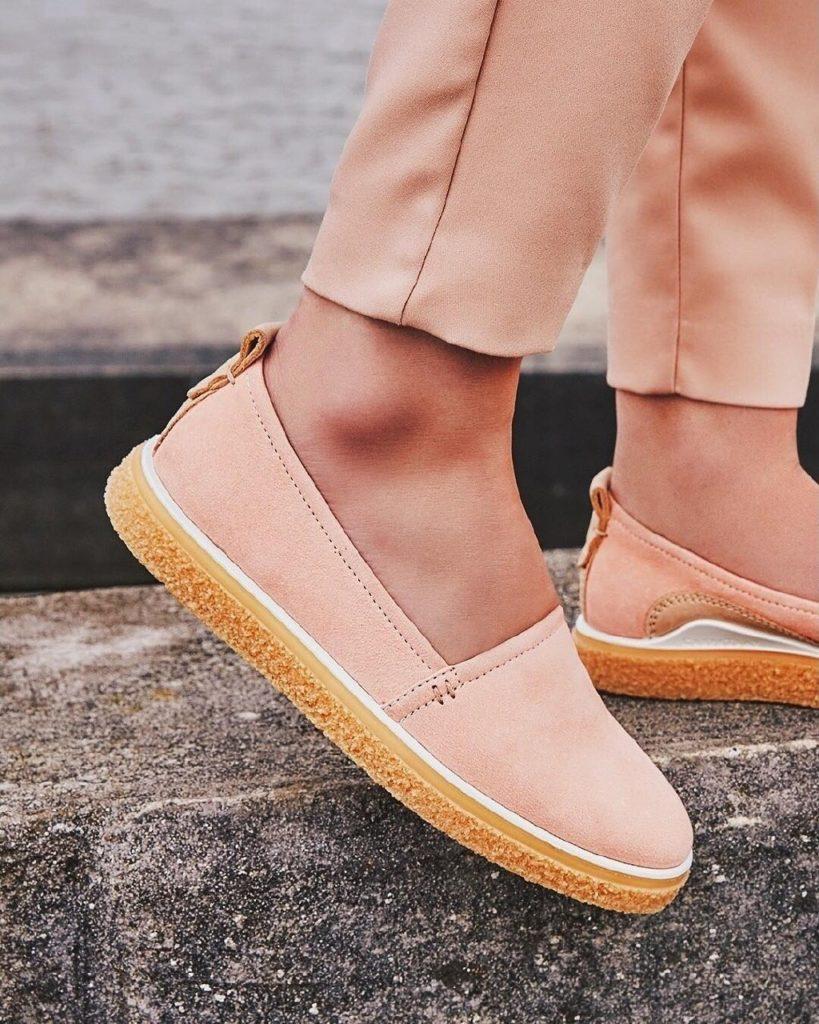 مدل کفش راحتی زنانه اکو