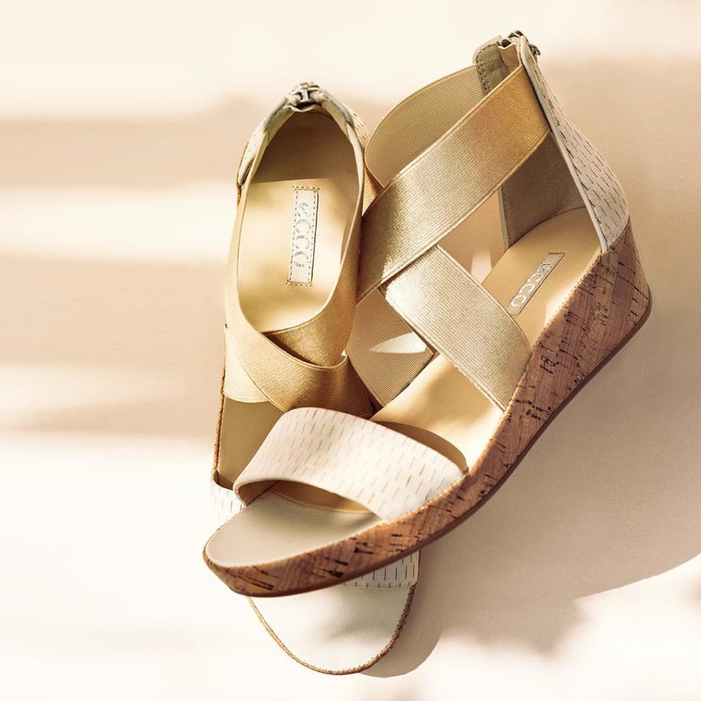 مدل کفش زنانه Ecco