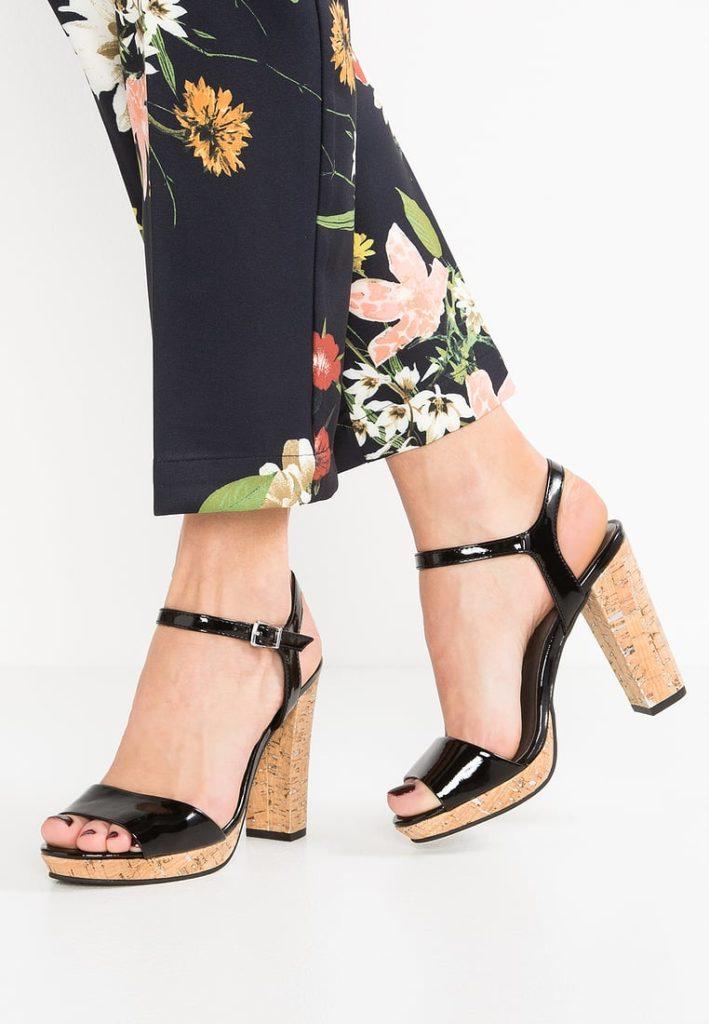 کفش پاشنه بلند زنانه تاماریس
