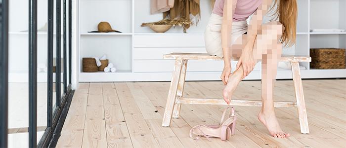چگونه کفش پاشنه بلند را کوتاه کنیم؟ (معرفی کفشهای مجلسی و ترفند کوتاه کردن آنها)