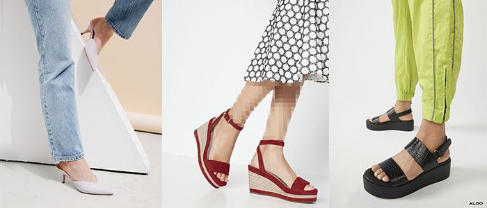 مدل های کفش زنانه Aldo (علاقمندان به کفشهای برند آلدو حتما بخوانند)