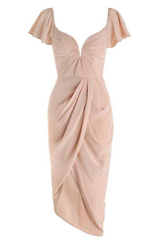 لباس مجلسی یقه دلبری ریون