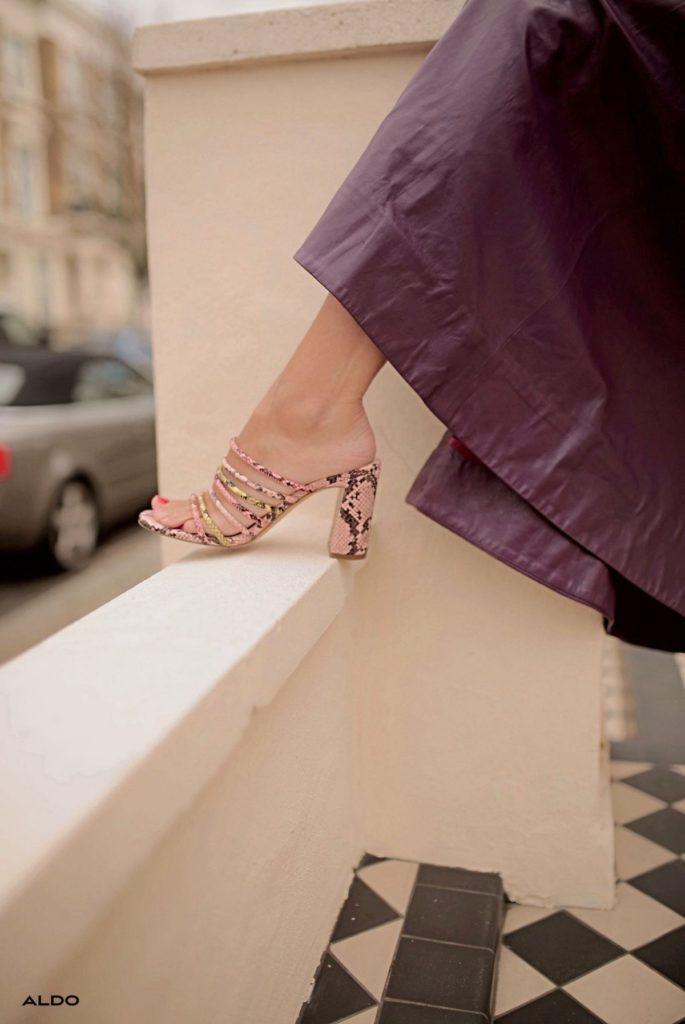 کفش زنانه برند آلدو