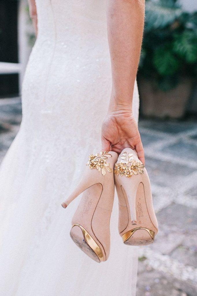 مدل کفش عروس 2020