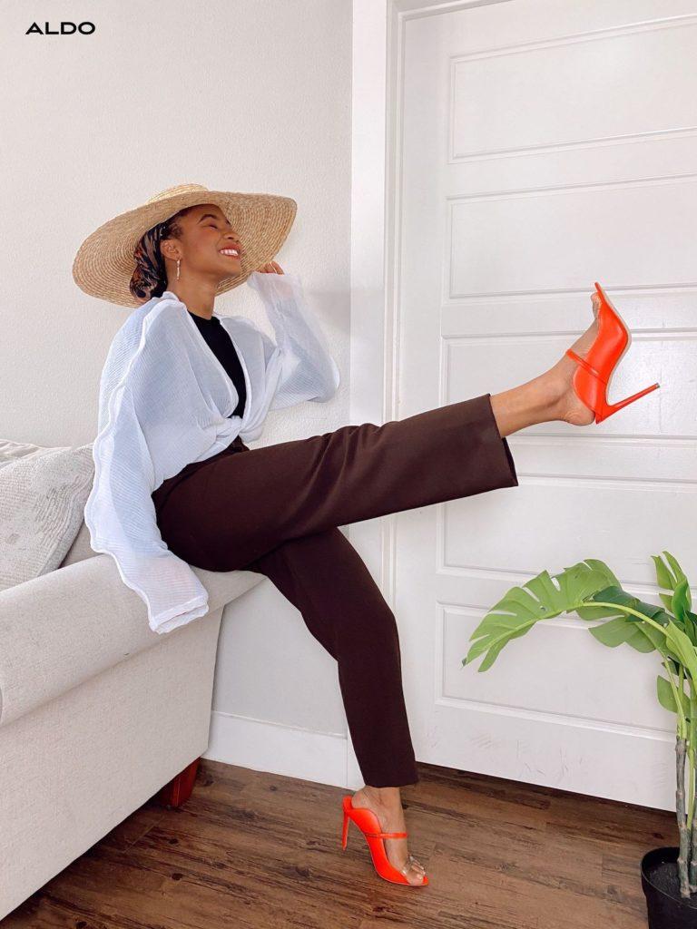 کفش زنانه برند آلدو ترند 2020