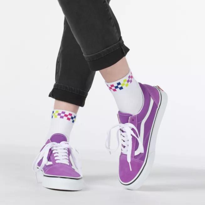 کفش زنانه ونس بر اساس متریال