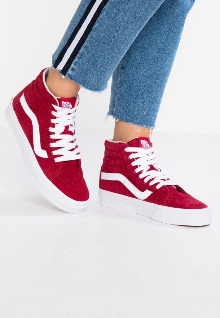 کفش زنانه ونس High-Top