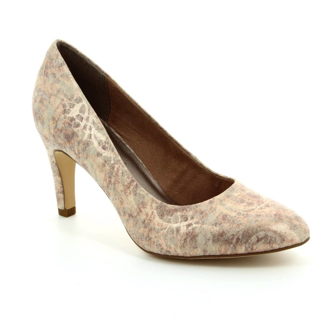 کفش پاشنه بلند tamaris