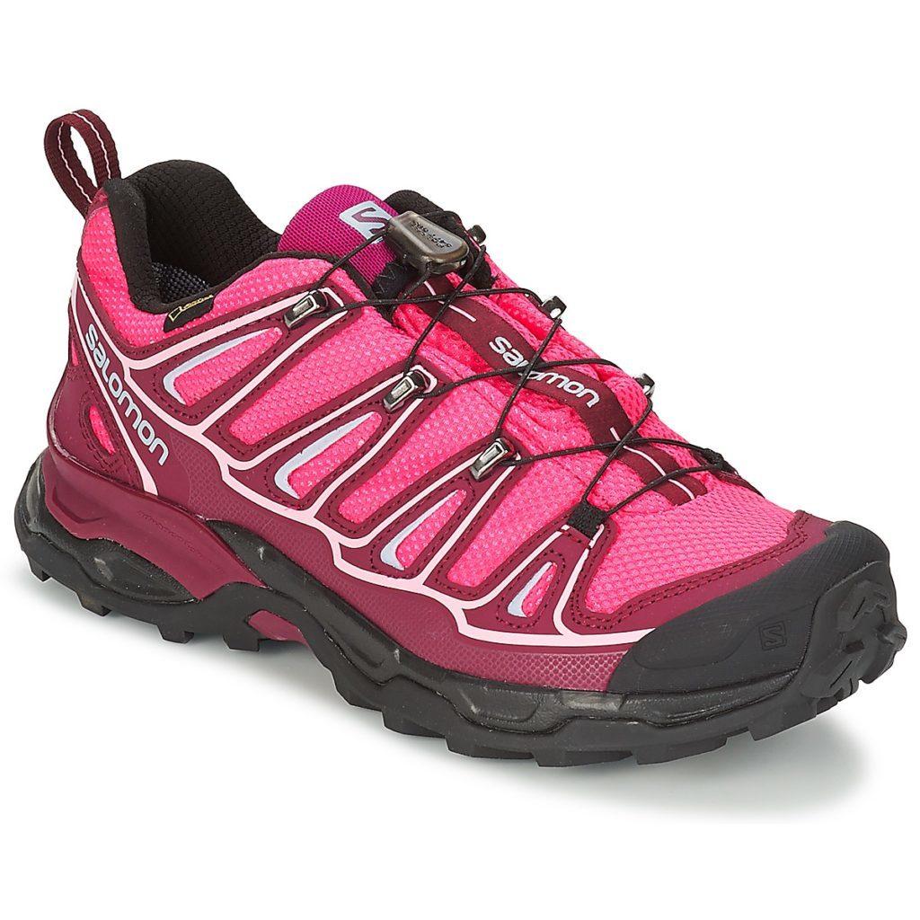 کفش زنانه salomon