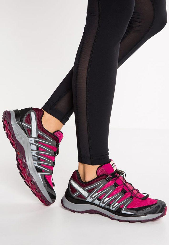مدل های کفش زنانه salomon