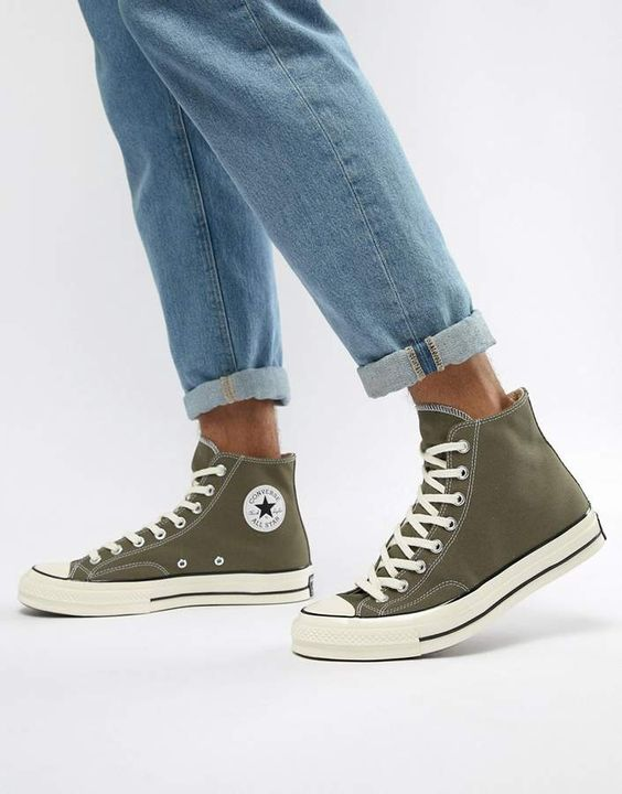 مدل کفش زنانه all star