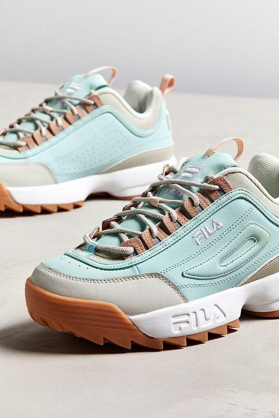 مدل های کفش زنانه fila