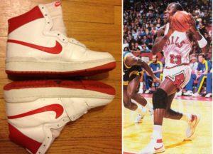 کفش نایکی مایکل جردن