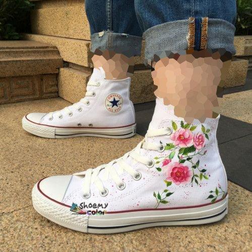 کفش زنانه آل استار