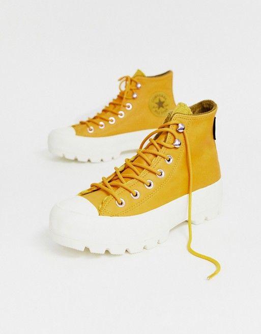 کفش آل استار زنانه لژ دار
