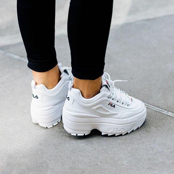 کفش زنانه fila