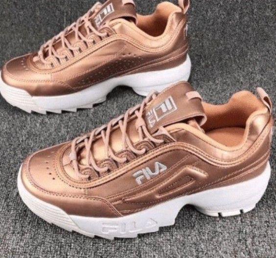 کفش شاینی fila