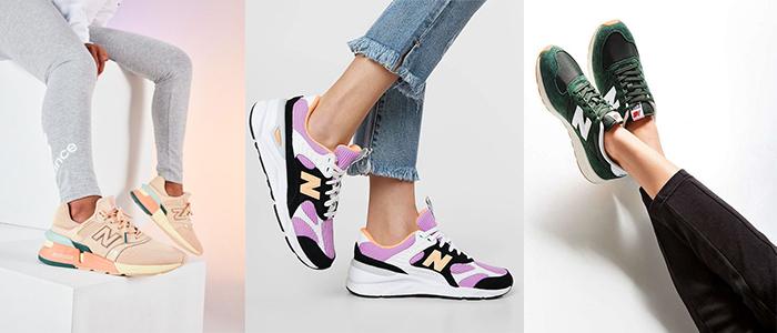 مدل های کفش زنانه new balance (تکنولوژیها و راههای تشخیص اصالت کفش نیوبالانس)