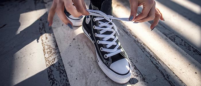 مدل های کفش زنانه all star (برند آل استار، تولیدکننده مدل های کفش زنانه همهپسند)