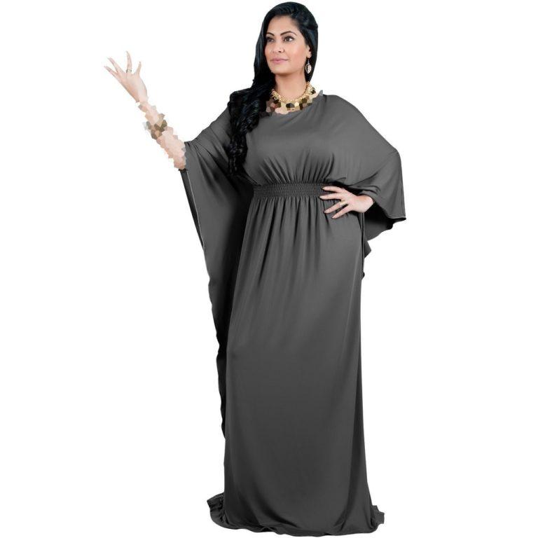 آستین خفاشی لباس مجلسی