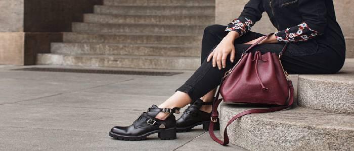 مدل های کفش زنانه greyder