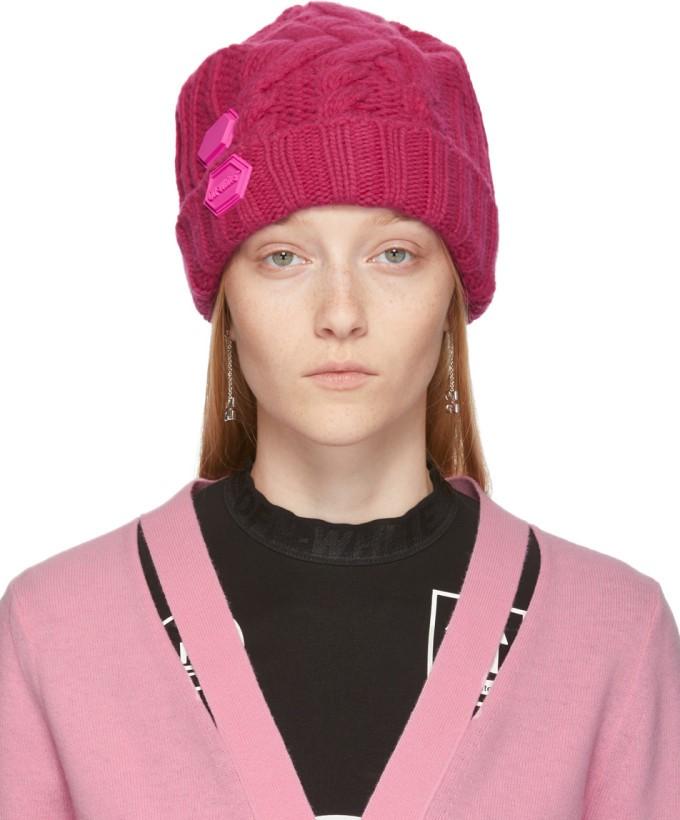 مدل جدید کلاه لوگودار برند آف-وایت