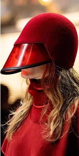 مدل جدید کلاه عجیب و غریب برند Gucci