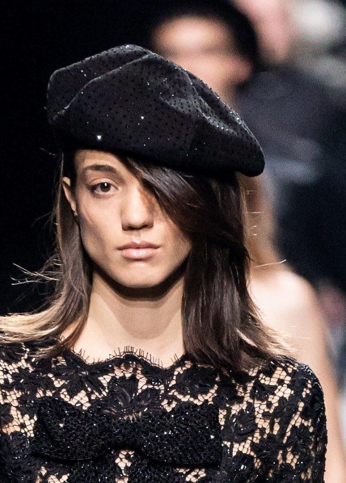 مدل جدید کلاه برت برند سن لورن