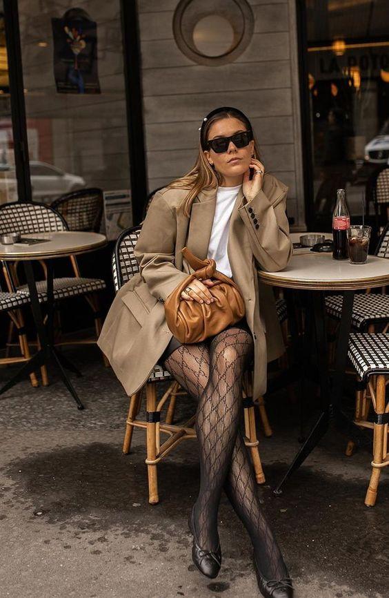 مدل جدید جوراب شلواری زنانه