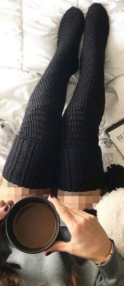 پاپوش ساق بلند جدید