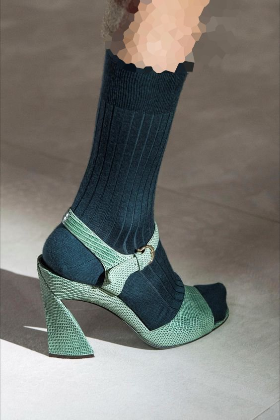 جوراب زنانه و دخترانه جدید