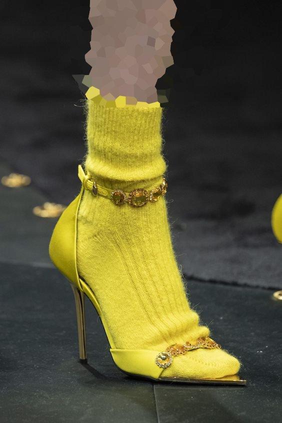 جوراب ساقدار زنانه و دخترانه ترند