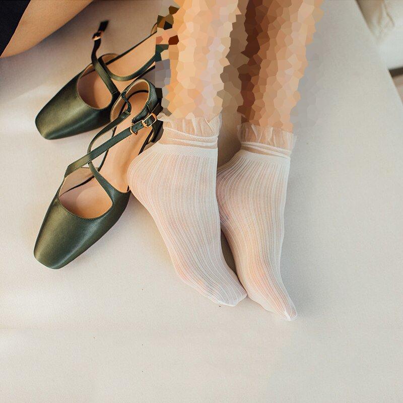 جوراب توری زنانه و دخترانه