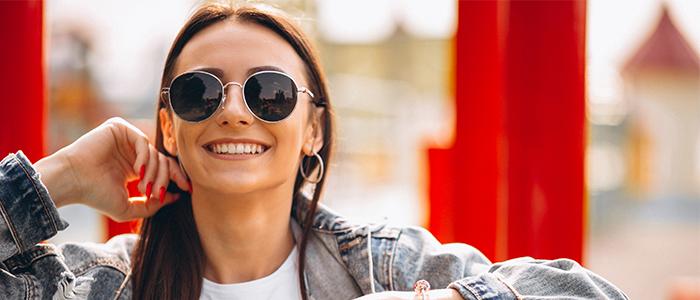 مدل جدید عینک دخترانه (عینک آفتابی ترند 2020 و نکاتی برای خرید عینک مناسب)