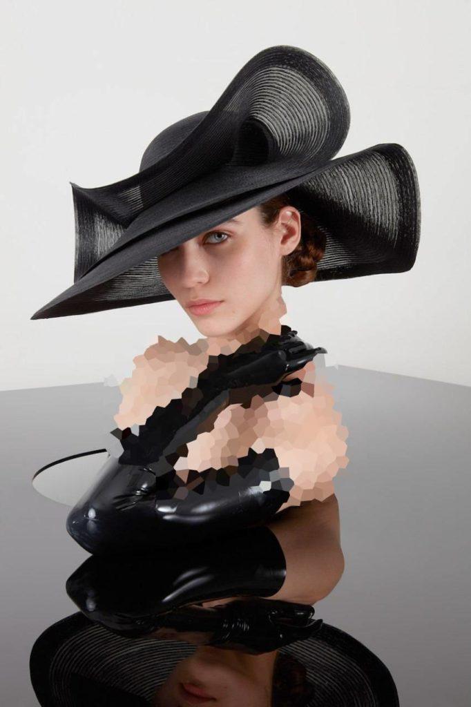 کلاه ترند طراحی فیلیپ تریسی