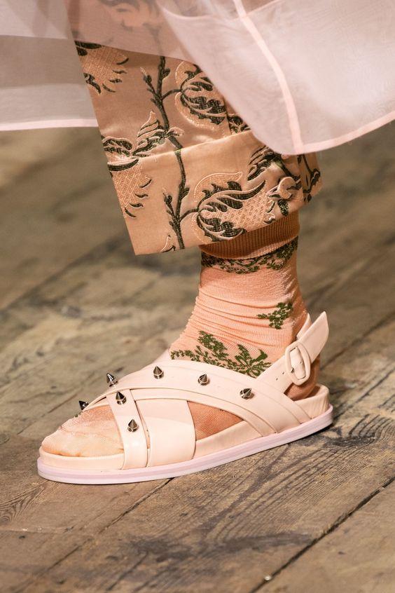 جوراب طرحدار زنانه و دخترانه ترند