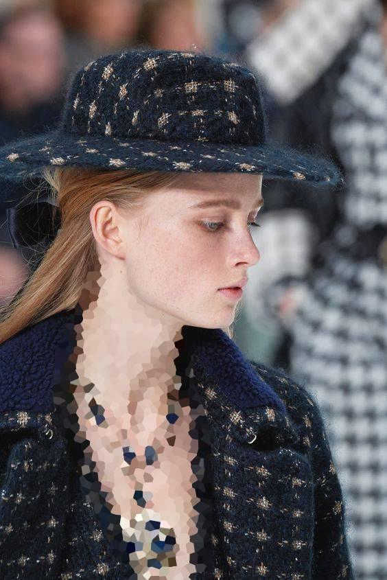 مدل جدید کلاه زنانه و دخترانه