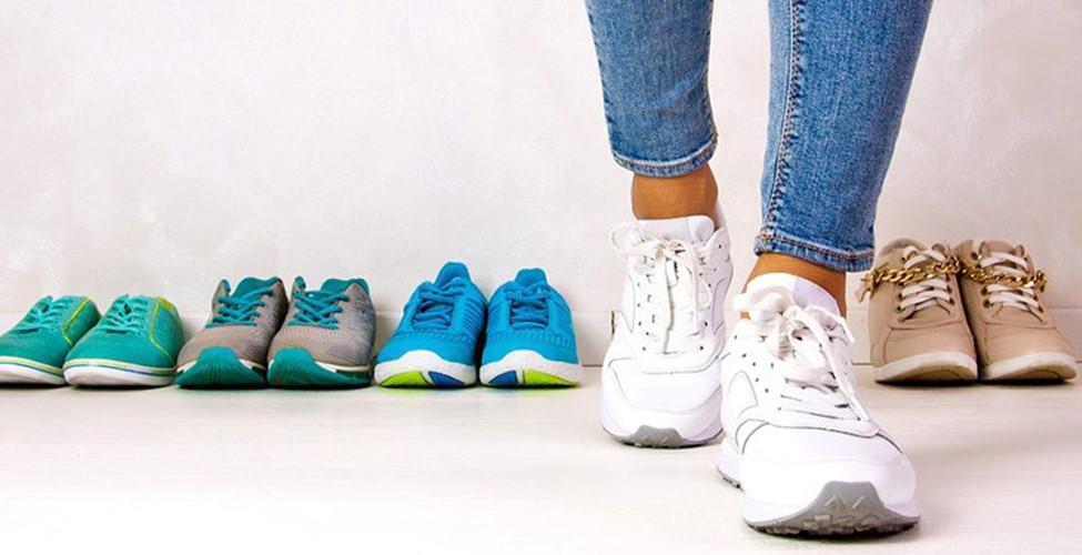 زمان مناسب برای خرید کفش