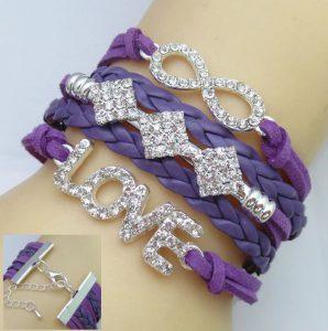 زیورآلات جدید دخترانه : دستبند جدید