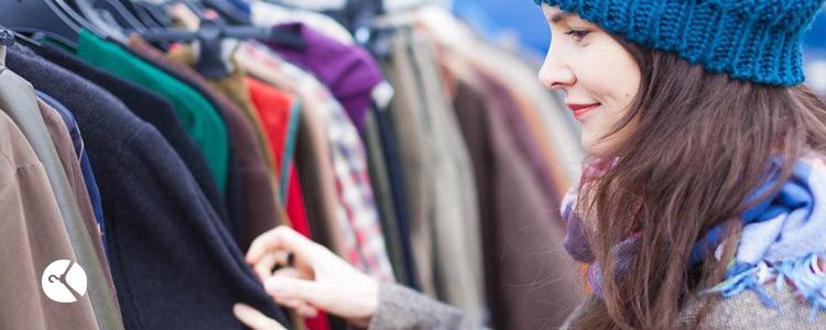 خرید لباس دست دوم