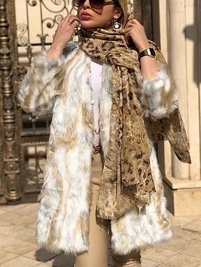 پوست مصنوعی و خز مصنوعی : ترند لباس 2019/1398
