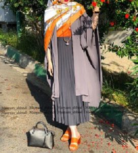 لباس های پیله دار : ترند لباس 2019/1398