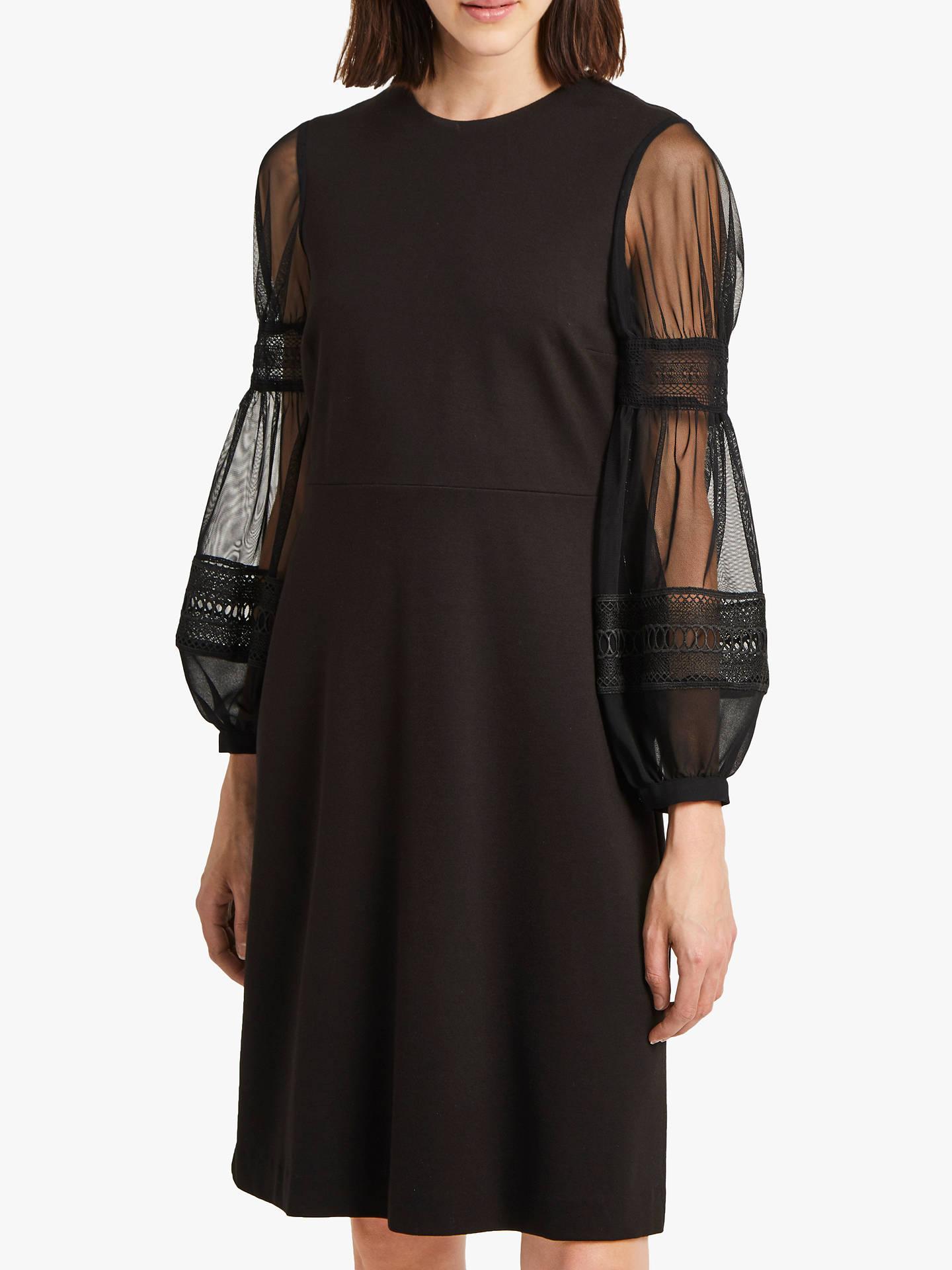 لباس مجلسی آستین پفی