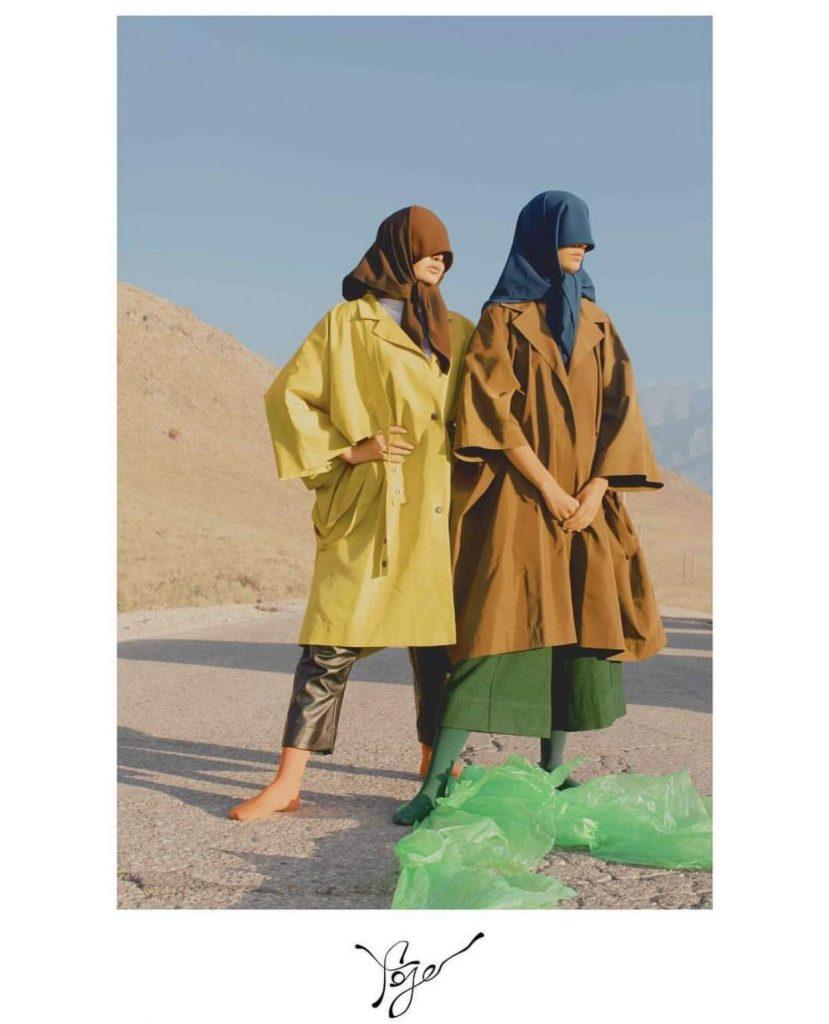 Foje / فژهمعرفی برندهای ایرانی (لباس زنانه)