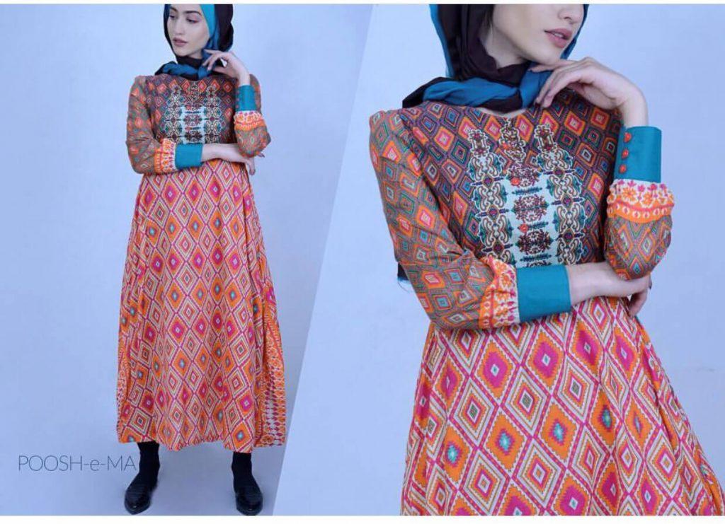 Pooshe ma پوش ما / معرفی برندهای ایرانی (لباس زنانه)