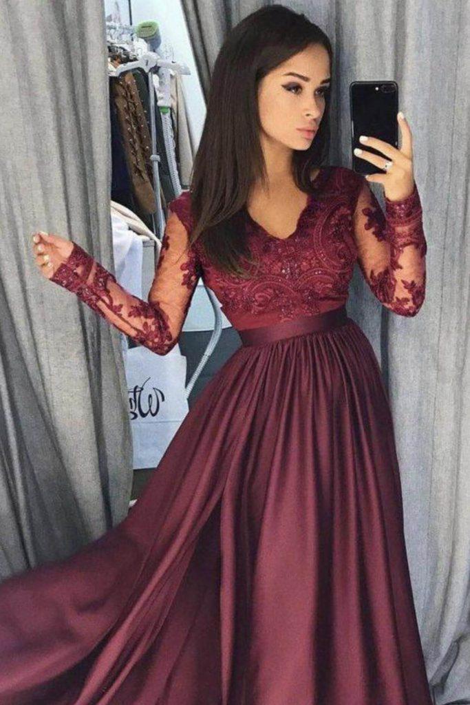 لباس مجلسی دو تکه لباس و دامن